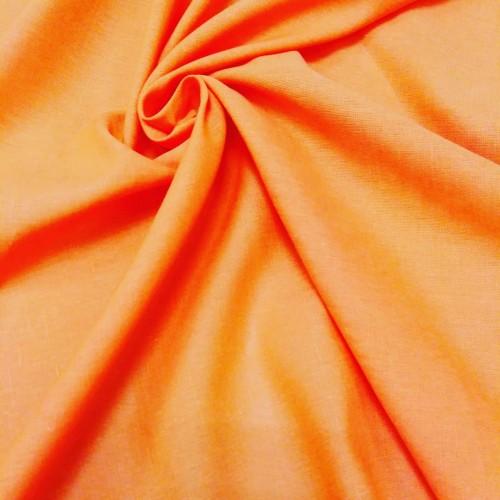"""Сорочечная ткань """"АПЕЛЬСИН"""", лён, хлопок, ширина 150 см, Беларусь, 1 метр 450 руб"""