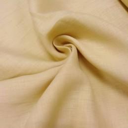 Лён  ТОПЛЕНОЕ МОЛОКО Сорочечная ткань