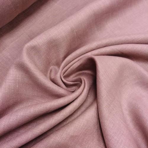 "Сорочечная ткань ""КАКАО"", лён 100%, ширина 150 см, Беларусь, 1 метр 560 руб"