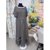 Романтичное платье в стиле бохо