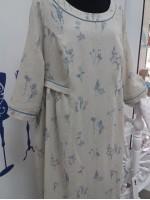 Летнее платье для нашей прекрасной клиентки