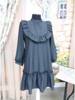Школьное платье для девочки.