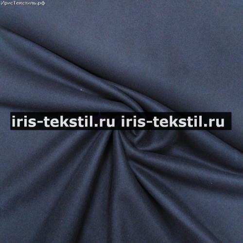 Пальтовый кашемир Черный,  150 см