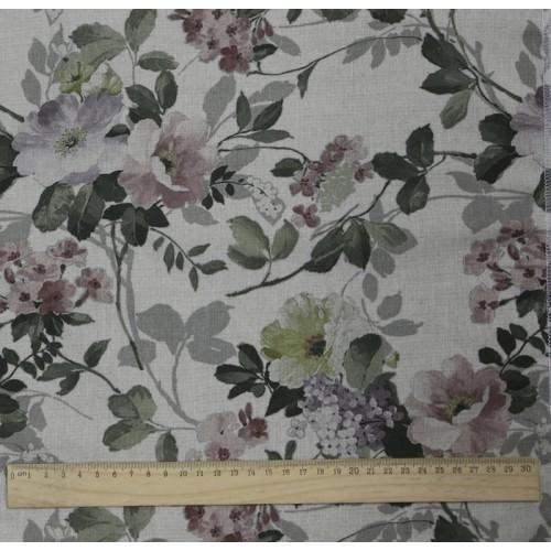 "Сорочечная ткань  ""ШИПОВНИК "", Лён-49%, Х\Б 51%  ширина 150 см, 1-метр 700 руб"